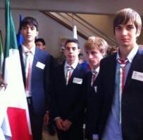 Olimpiadi Italiane di Astronomia edizione 2013