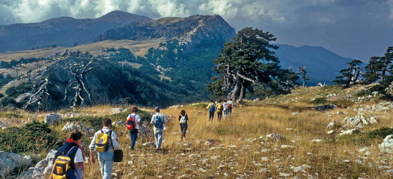 Laboratorio culturale di trekking
