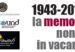 1943-2015: la memoria non va in vacanza
